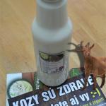 Firma Baránek - výrobky z kozieho mlieka